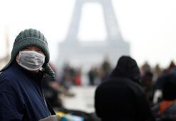 Fransada yeni tip koronavirüs (2019-nCoV) vaka sayısının 5e yükseldiği bildirildi.