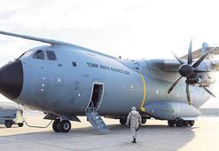 Türkler ambulans uçakla getirilecek