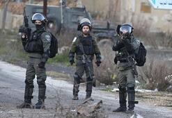 İsrail askerleri, Batı Şeriada göstericilere müdahale etti