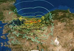 SON DAKİKA   Prof. Dr. İnan'dan korkutan açıklama: Tamamı kırılırsa 8'e yakın deprem üretebilir