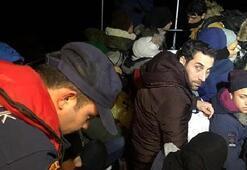 39 göçmen yakalandı