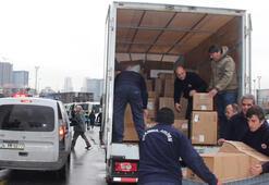 İstanbul Adliyesinden Elazığ'a yardım