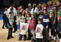 FIBA Avrupa Kupasında 5 çeyrek finalist belli oldu