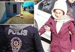 2 çocuk annesi kadın, sevgilisini tuvalette öldürdü