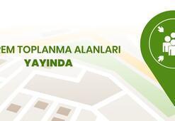 İstanbul toplanma alanları nereden öğrenilir İBB, 39 ilçenin deprem toplanma alanlarını duyurdu İşte o noktalar...