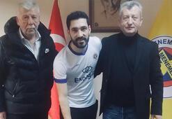 Son dakika transfer haberleri | Ekol Göz Menemenspor, Samed Aliyi kiraladı