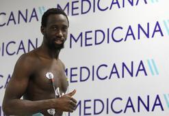 Sivasspor'un transferi Camara, sağlık kontrolünden geçti