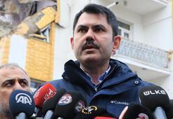 Bakan Kurum: Afet bölgesinde olması gereken bütün kararlar alındı