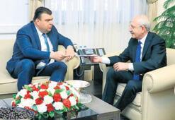 Kılıçdaroğlu'na dosya sundu