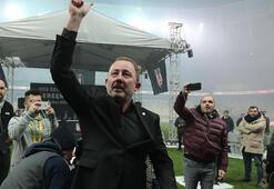 Son dakika | Beşiktaşta Sergen Yalçının imza töreni Hayatımda hiç bu kadar heyecanlanmadım