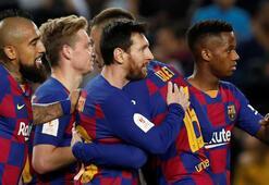 Barcelona - Leganes:  5-0