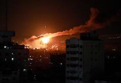 İsrailden Gazzeye yeni hava saldırısı