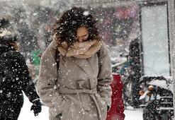 Meteoroloji tek tek uyardı Kar geliyor