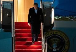 Trumpın azil yargılamasında soru-cevap tamamlandı