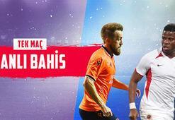 Başakşehir-Gençlerbirliği maçının heyecanı Misli.comda