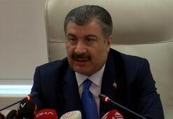 SON DAKİKA   Sağlık Bakanı Kocadan flaş koronavirüs açıklaması
