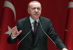 Cumhurbaşkanı Erdoğan Kırmızı çizgimiz deyip net konuştu: Sesin çıkmıyor