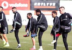 SON DAKİKA | Beşiktaşın Rizespor maç kadrosu açıklandı