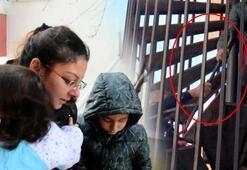 Yangın skandalı Merdiven kilidi levyeyle kırıldı