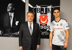 Beşiktaş transfer haberleri | Hasicle 4.5 yıllık sözleşme imzalandı