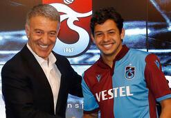 Son dakika    Trabzonspor, Guilhermeyi KAPa bildirdi