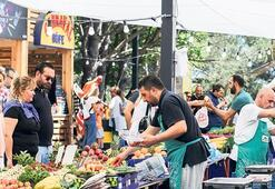 Festival tadında Bol Pazar