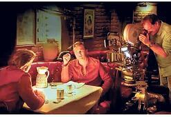 Tarantino'nun son filminin kamera arkası