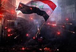 Son dakika haberi... Irakta ABD askerlerinin kaldığı üs yakınına saldırı
