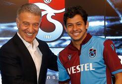Trabzonspor'da Fenerbahçe öncesi Guilherme sürprizi
