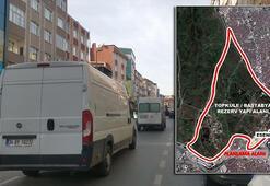 Esenlerdeki kentsel dönüşüme bisiklet yolu davası