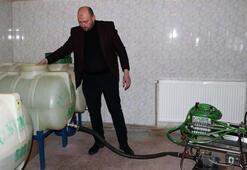 Dedesinin yarım asırlık kokusunu Türkiyeye satıyor