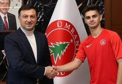 Beşiktaş transfer haberleri | Beşiktaş, Ajdin Hasici Ümraniyespora kiraladı Formayı giydi...
