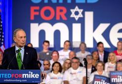 Bloomberg, başkanlık seçimi kampanyasına 200 milyon dolar ayırdı