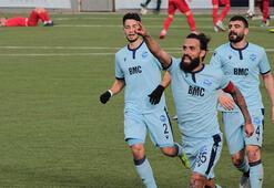 Keçiörengücü:1 - Adana Demirspor: 3