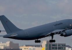 Rusya, Çinden Almanları tahliye eden uçağın Moskovaya inmesine izin vermedi