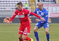 Boluspor: 1 - Büyükşehir Belediye Erzurumspor: 1