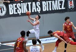 Beşiktaş Sompo Sigorta: 74 -  Galatasaray Doğa Sigorta: 68