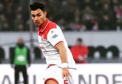 Kaan Ayhanın golü Düsseldorfa puanı getirdi