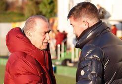 Galatasarayda Harry Kewell sürprizi