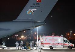 Son dakika haberi... Vuhandaki Türk yolcular geldi İşte ilk görüntüler