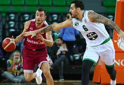Darüşşafaka Tekfen: 88 -  Sigortam.net İTÜ Basket: 74