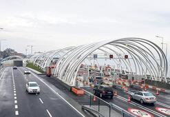 Avrasya Tüneli'nin tek geçiş ücreti '36.40 TL'ye yükseldi