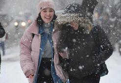 Meteoroloji İstanbul için tarih verdi Kar geliyor