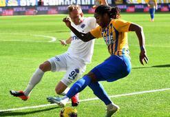 Ankaragücü - Kasımpaşa: 1-1