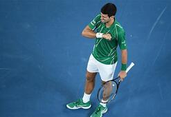 Avustralya Açıkta şampiyon Djokovic