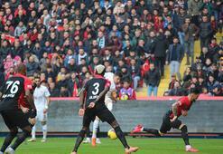 Gaziantep FK-Demir Grup Sivasspor: 5-1