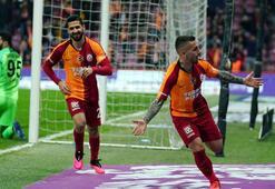 Galatasaray - Kayserispor: 4-1