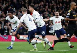 Manchester City, Tottenhama yıkıldı 2 gol sesi...