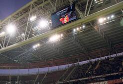 Telekom'da saygı zamanı Kobe Bryant unutulmadı...