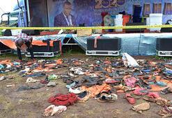 Tanzanyada ayinde izdiham: 20 ölü, 40 yaralı